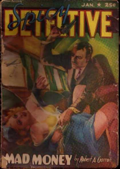 Spicy Detective Stories 46