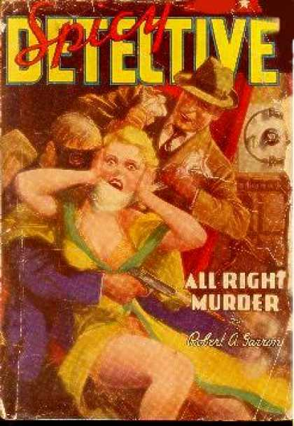 Spicy Detective Stories 47