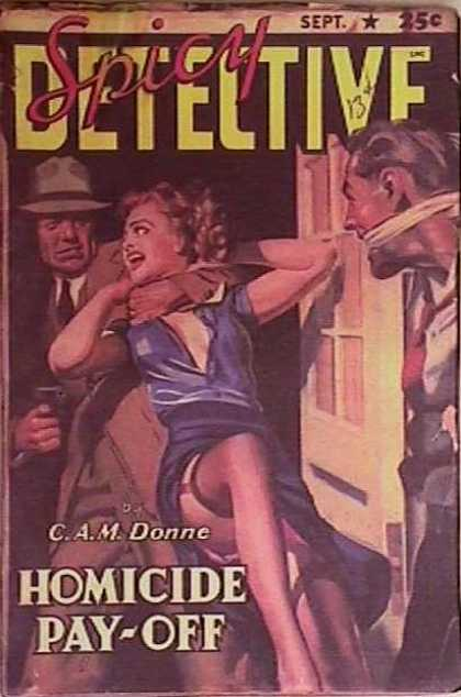 Spicy Detective Stories 48