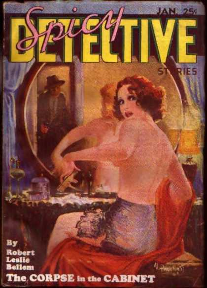 Spicy Detective Stories 9