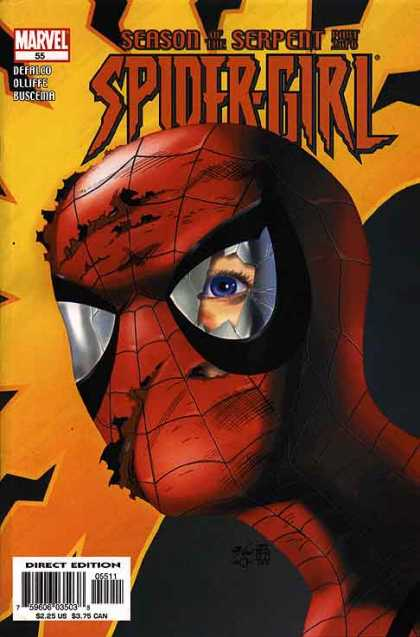 Spider-Girl 55 - Women - Red