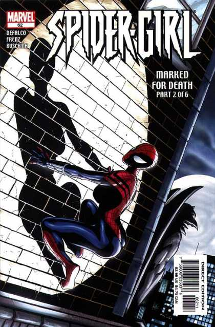 Spider-Girl 62 - Barry Kitson