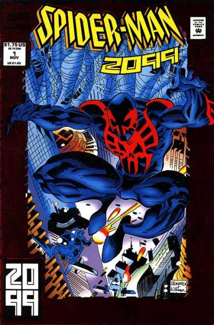 Spider-Man 2099 1 - Al Williamson, Rick Leonardi