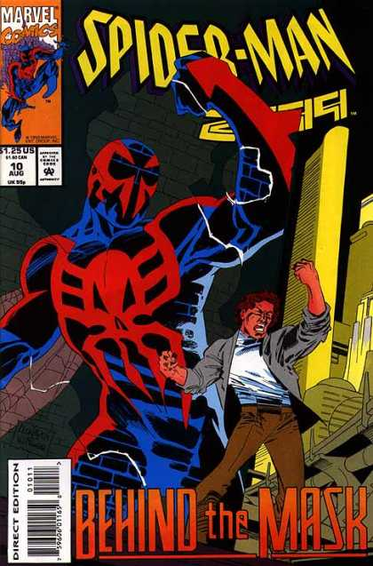Spider-Man 2099 10 - Al Williamson, Rick Leonardi