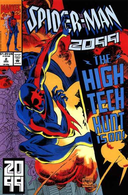 Spider-Man 2099 2 - Al Williamson, Rick Leonardi