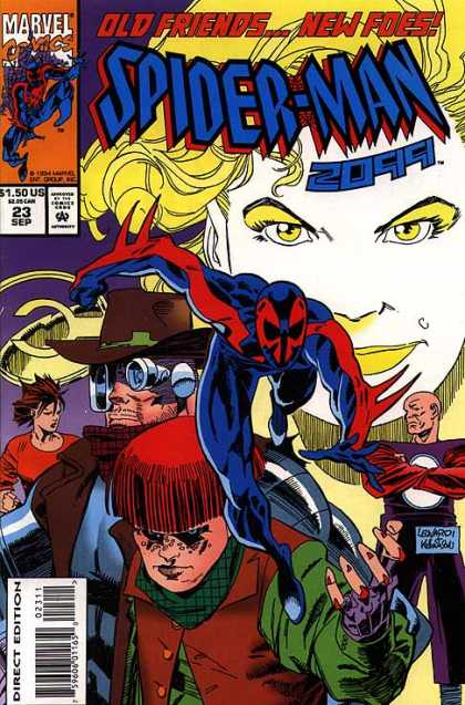 Spider-Man 2099 23 - Al Williamson, Rick Leonardi