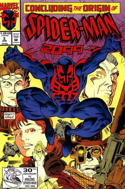 Spider-Man 2099 3 - Al Williamson, Rick Leonardi