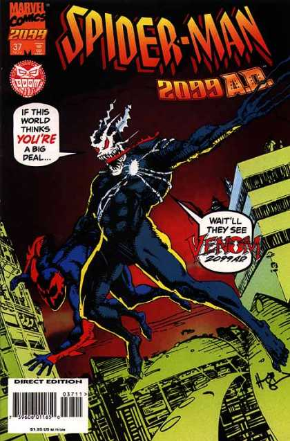 Spider-Man 2099 37 - Howard Chaykin