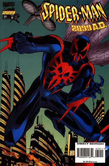 Spider-Man 2099 39 - Chris Sprouse