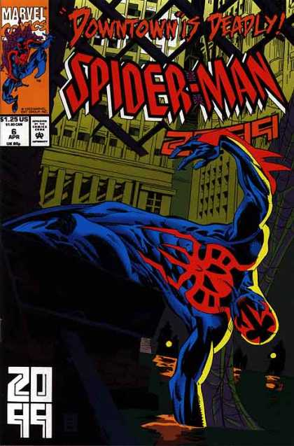 Spider-Man 2099 6 - Al Williamson, Rick Leonardi