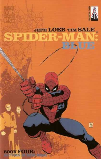 Spider-Man: Blue 4 - Tim Sale