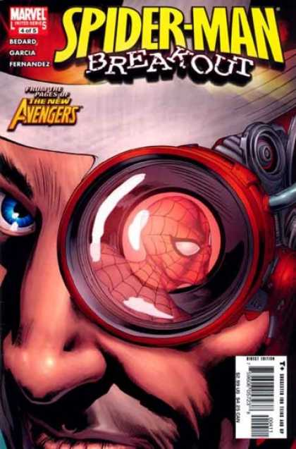 Spider-Man: Breakout 4 - Spyglass - The New Avengers - Bedard - Garcia - Fernandez