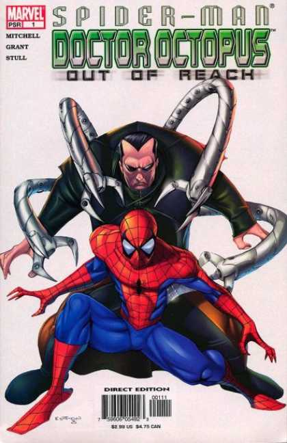 Spider-Man: Doctor Octopus Out Of Reach 1