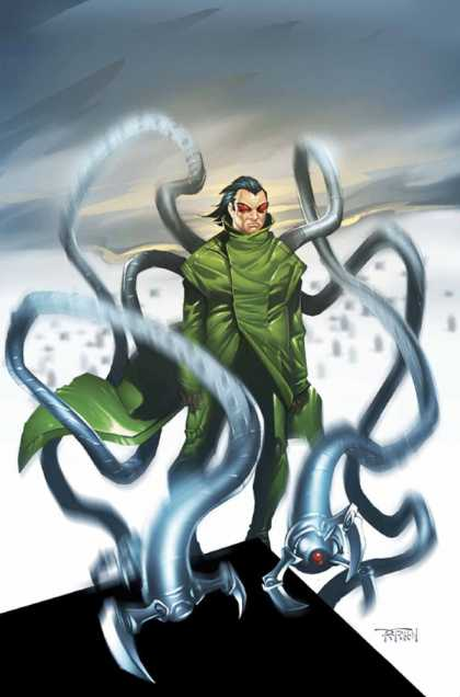 Spider-Man: Doctor Octopus Out Of Reach 5