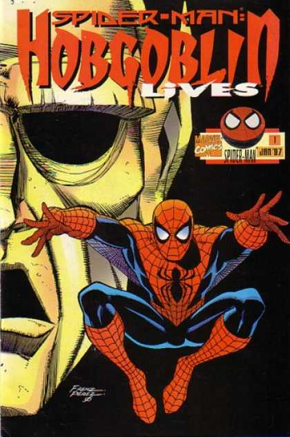 Spider-Man: Hobgoblin Lives 1 - George Perez