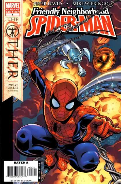 Spider-Man: The Other (Collection) 1