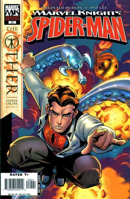 Spider-Man: The Other (Collection) 11