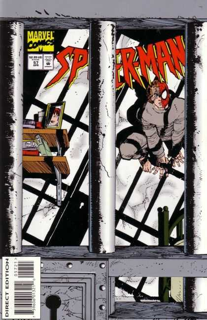 Spider-Man 57 - Marvel Comics - Superhero - Picture - Approved By The Comics Code - Direct Edition - John Romita