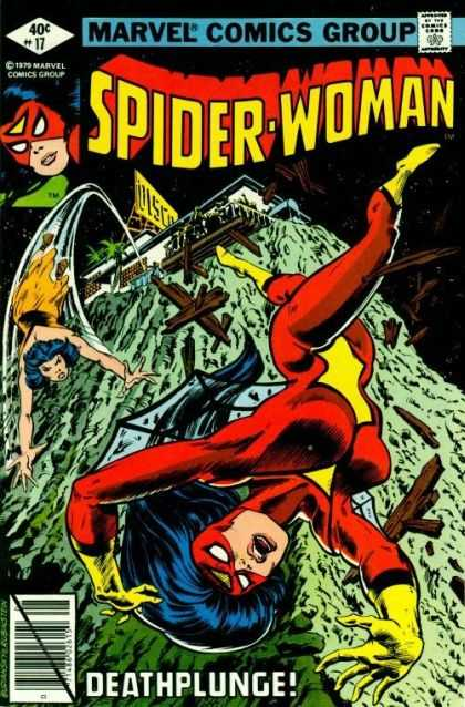 Spider-Woman 17 - Josef Rubinstein