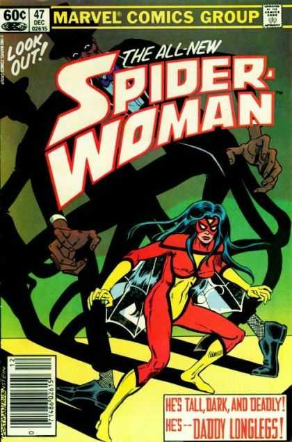 Spider-Woman 47 - Josef Rubinstein