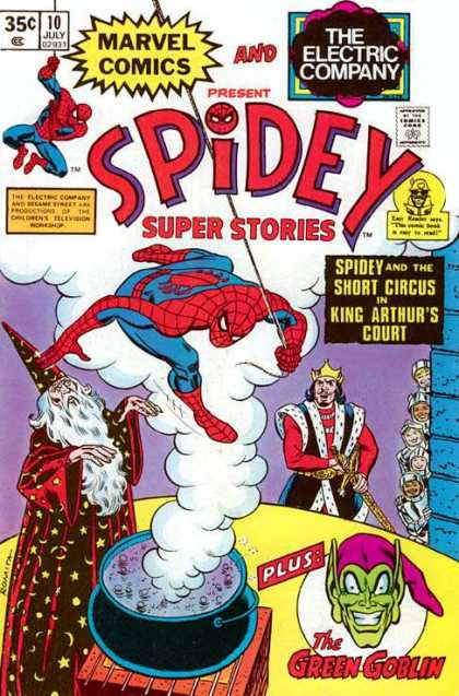 Spidey Super Stories 10