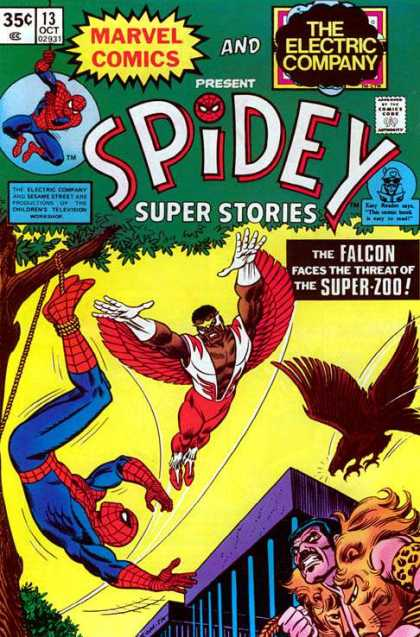 Spidey Super Stories 13