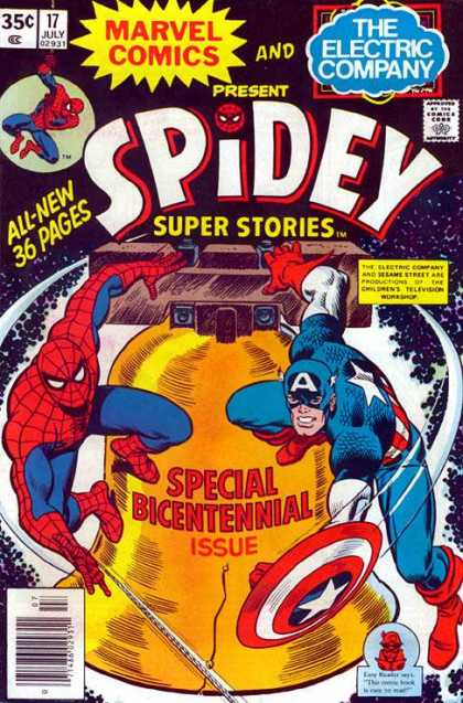 Spidey Super Stories 17
