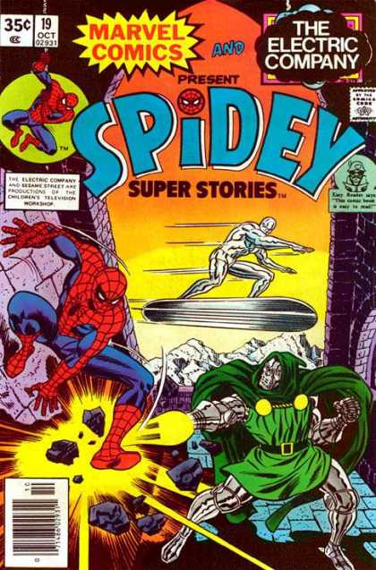 Spidey Super Stories 19