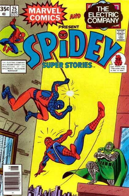 Spidey Super Stories 25