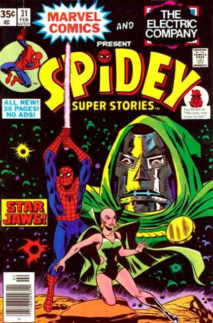 Spidey Super Stories 31