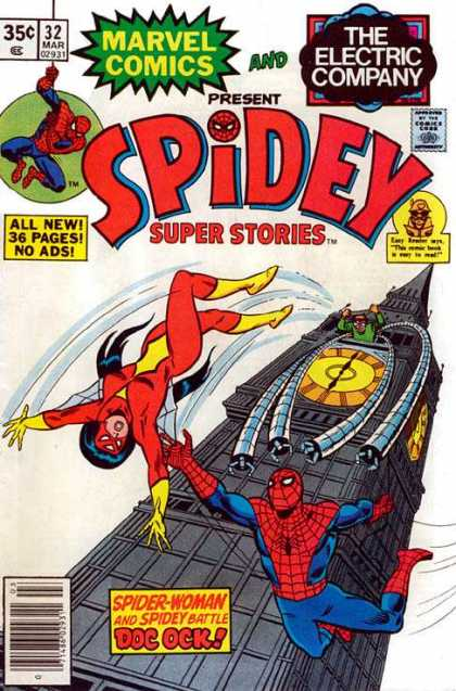 Spidey Super Stories 32