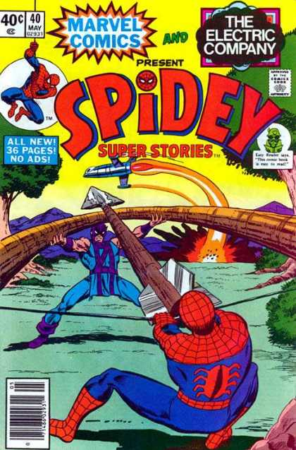 Spidey Super Stories 40