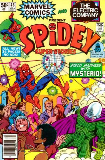 Spidey Super Stories 46