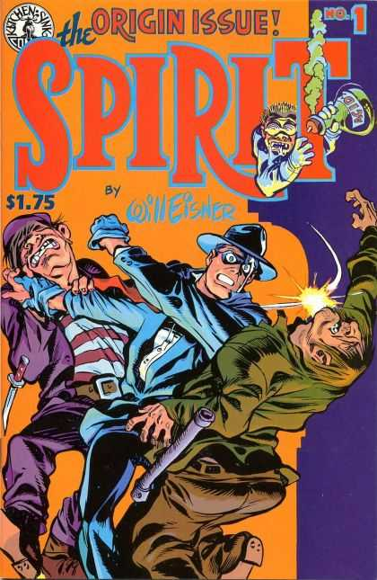 Spirit 1 - Darwyn Cooke, Will Eisner