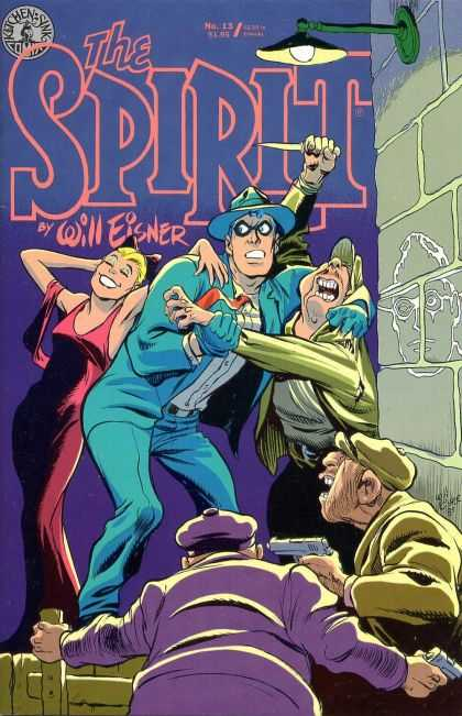 Spirit 13 - Darwyn Cooke, Will Eisner