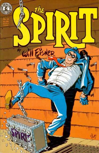 Spirit 14 - Will Eisner
