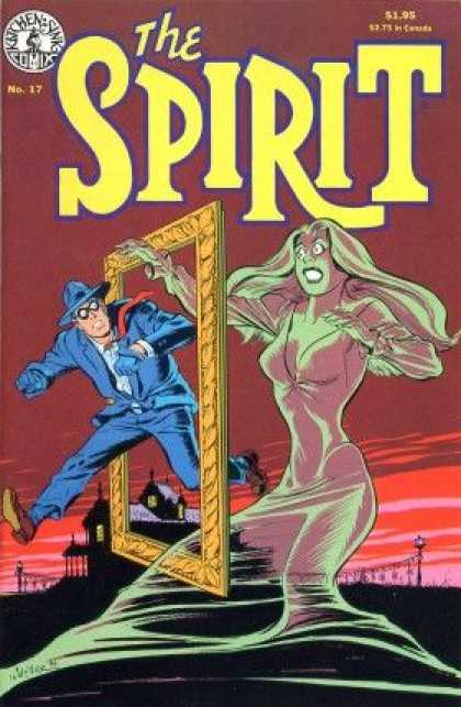 Spirit 17 - Paul Smith, Will Eisner