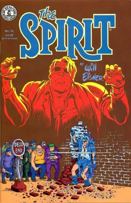 Spirit 21 - Paul Smith, Will Eisner