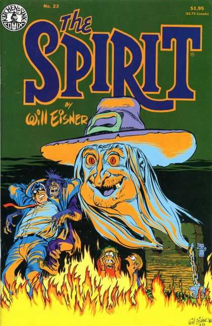 Spirit 23 - Joe Kubert, Will Eisner