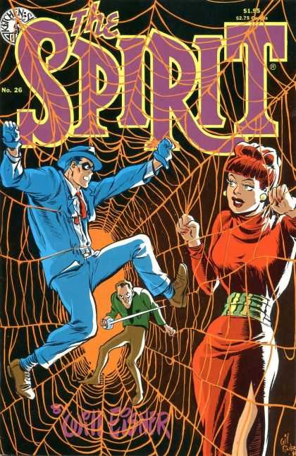 Spirit 26 - Brian Bolland, Will Eisner