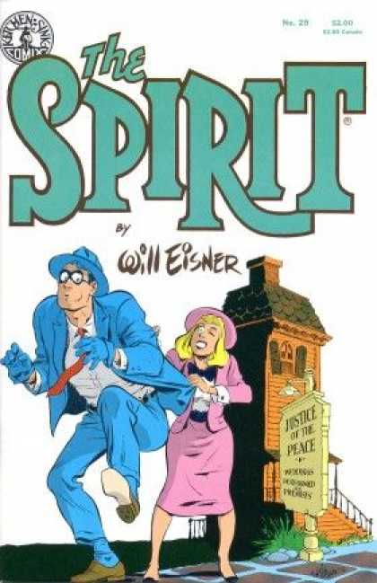 Spirit 29 - Will Eisner