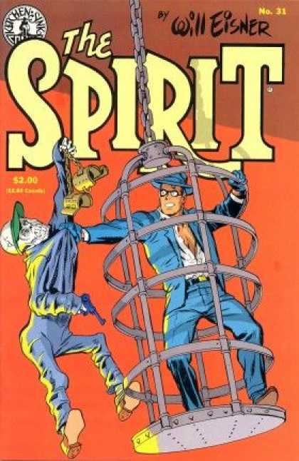 Spirit 31 - Will Eisner