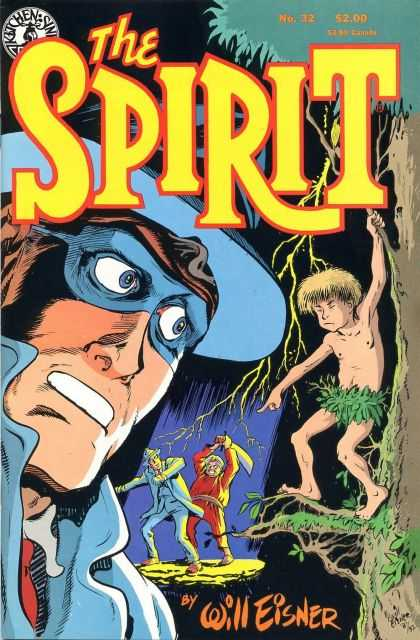 Spirit 32 - Will Eisner