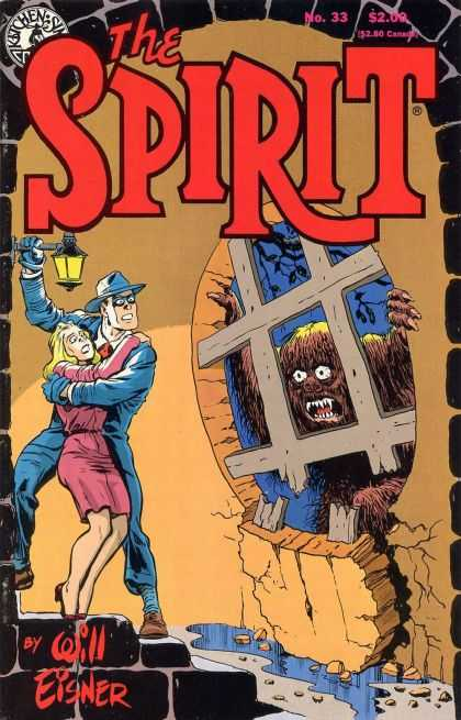 Spirit 33 - Will Eisner