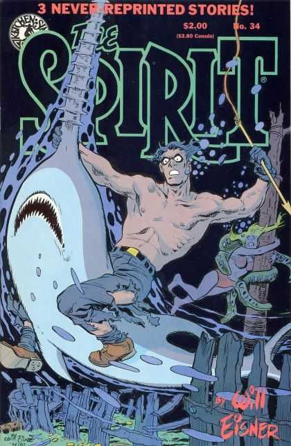 Spirit 34 - Will Eisner