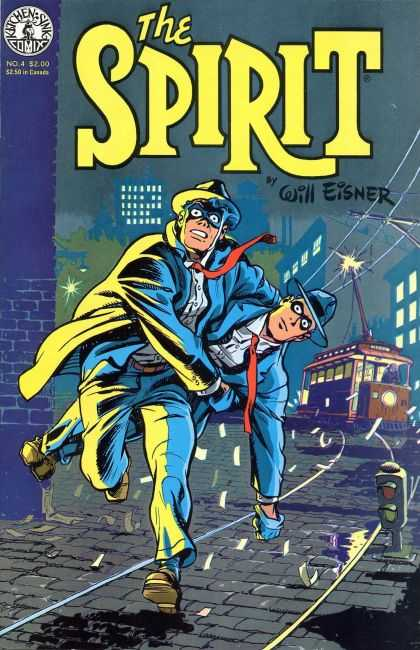 Spirit 4 - Darwyn Cooke, Will Eisner
