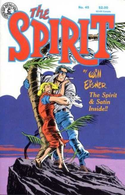 Spirit 45 - Will Eisner