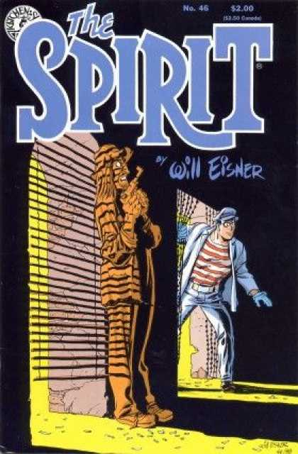 Spirit 46 - Will Eisner