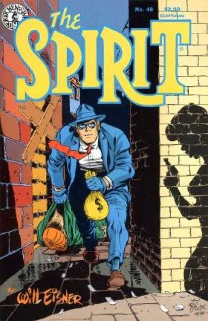 Spirit 48 - Will Eisner