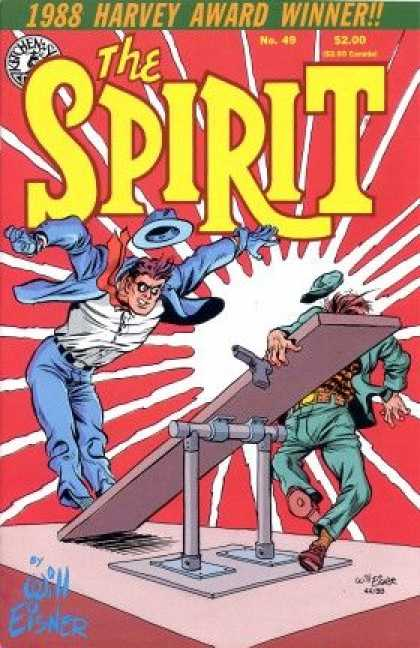 Spirit 49 - Will Eisner